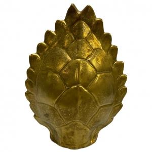 Vaas Schildpad Bronskleurig