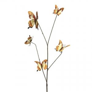 Vlindertak Siertak Oranje 90CM